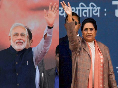 Who Will Win UP Assembly election Modi or Mayawati