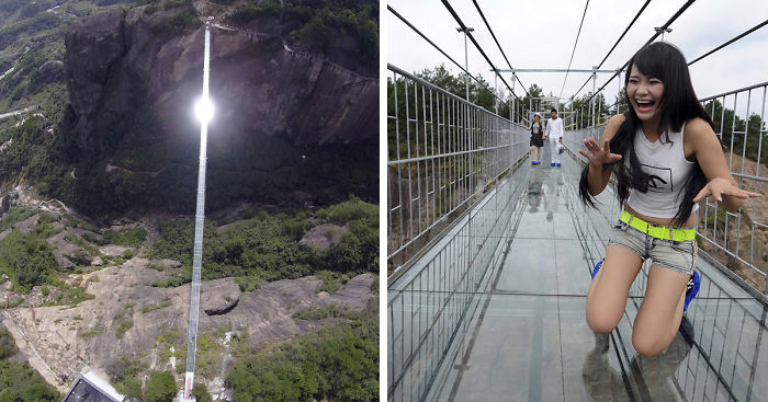 china glass bridge