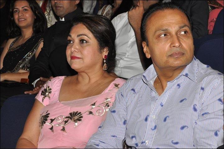 Tina Ambani And Anil Ambani