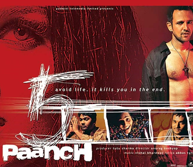 Paanch Movie