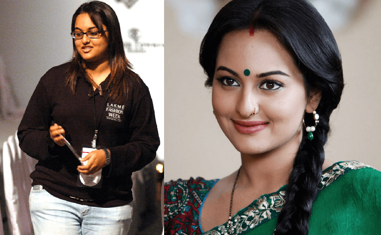 Sonakshi-Sinha without makeup images