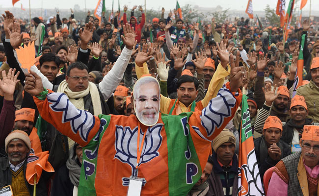 bjp will win up 2017