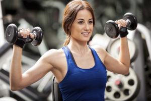 girl weight lifting imagfes