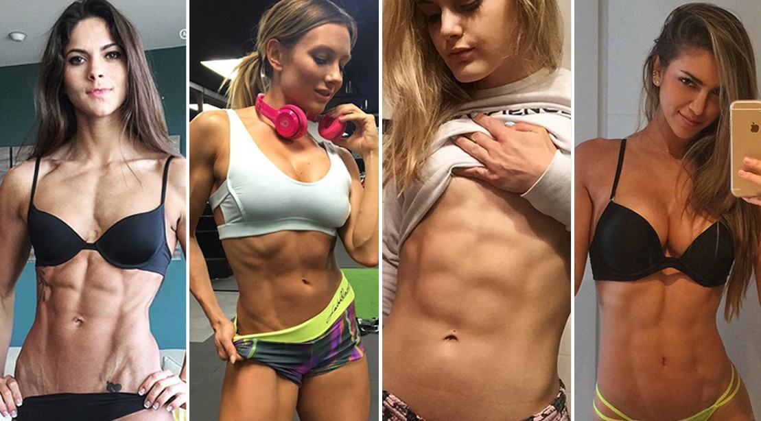 10 Tips For Girls To Get Six Pack Abs In A Week Without Hitting Gym