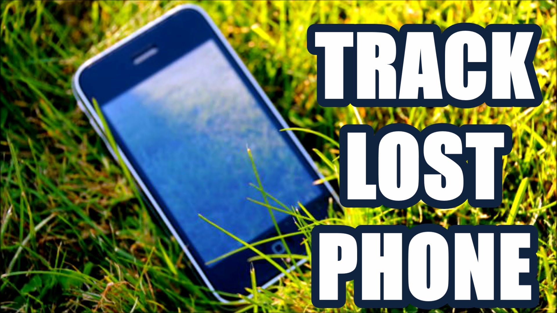 how to find lost iphone without app