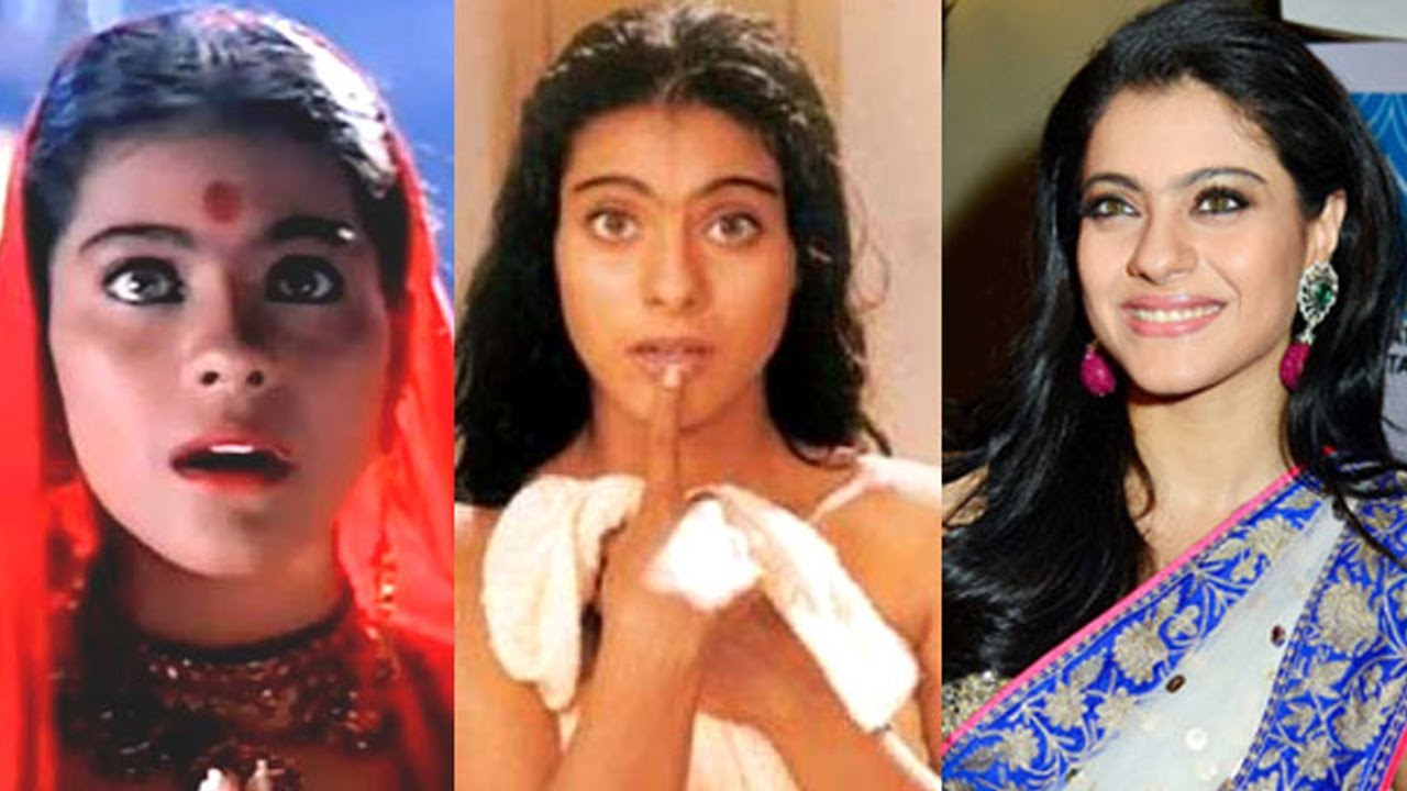 kajol without makeup images