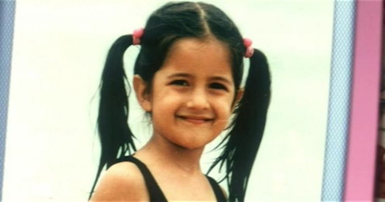 katrina kafe childhood images