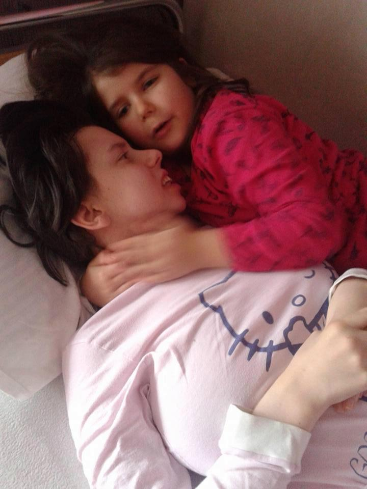 mom woke from coma to meet her daughter