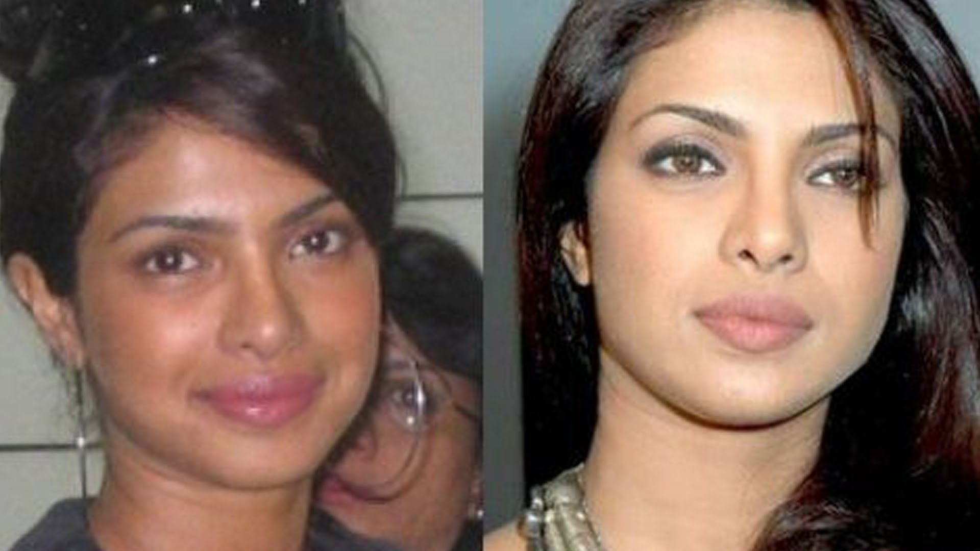 14 Bollywood Actresses Who Look Ugly Without Makeup