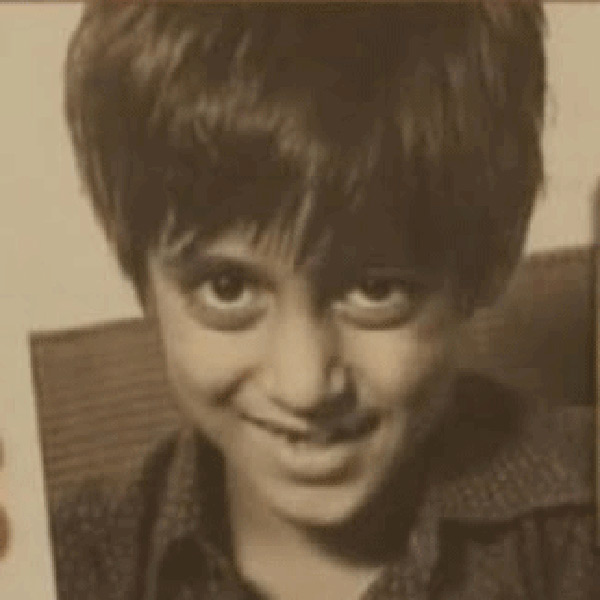 salman khan childhood photo