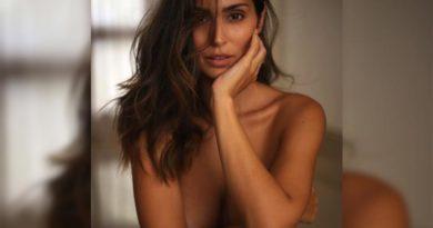 Topless Bruna Abdullah