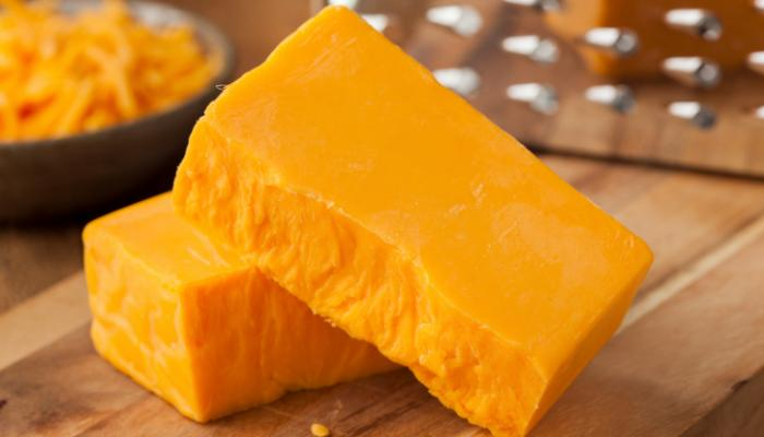 cheddar benefits for six pack abs
