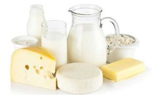 dairy products benefits for six pack avs