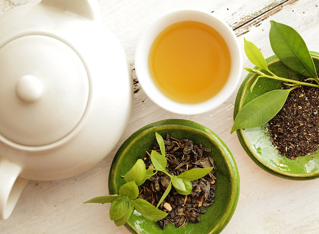 green tea benefits for six pack abs