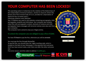Ransomware Attack Image