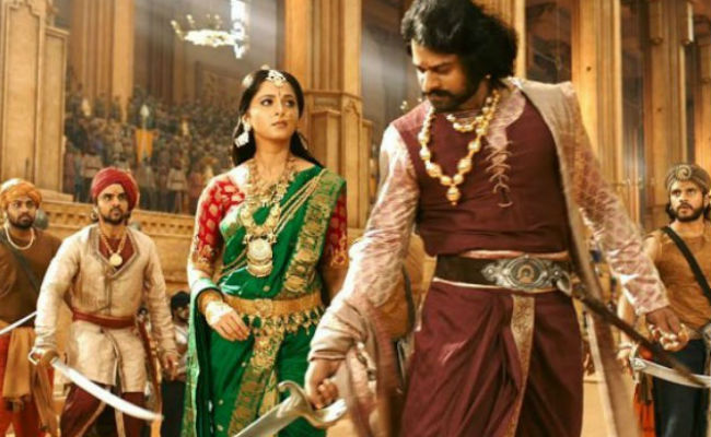 bahubali 2 earned 1000 crores in 9 days