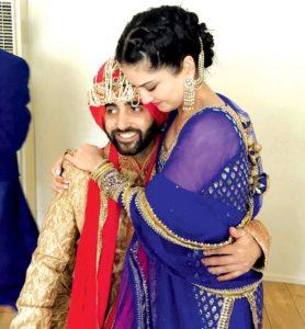 Sunny Leone in Punjabi Dress