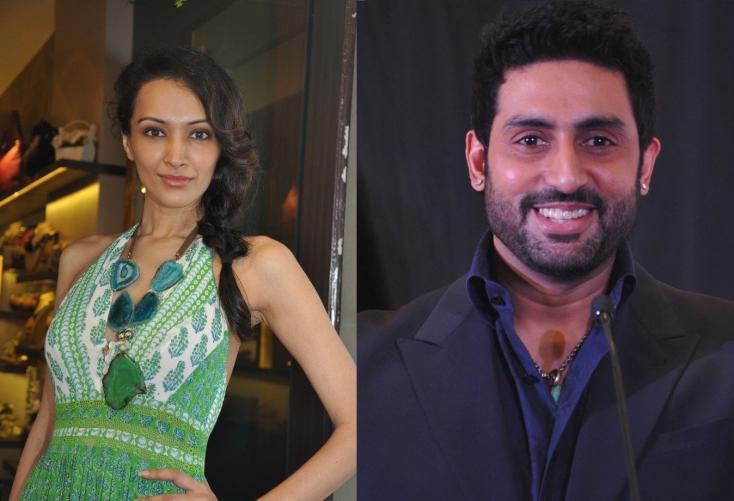 dipannita-sharma Abhishek Bachchan