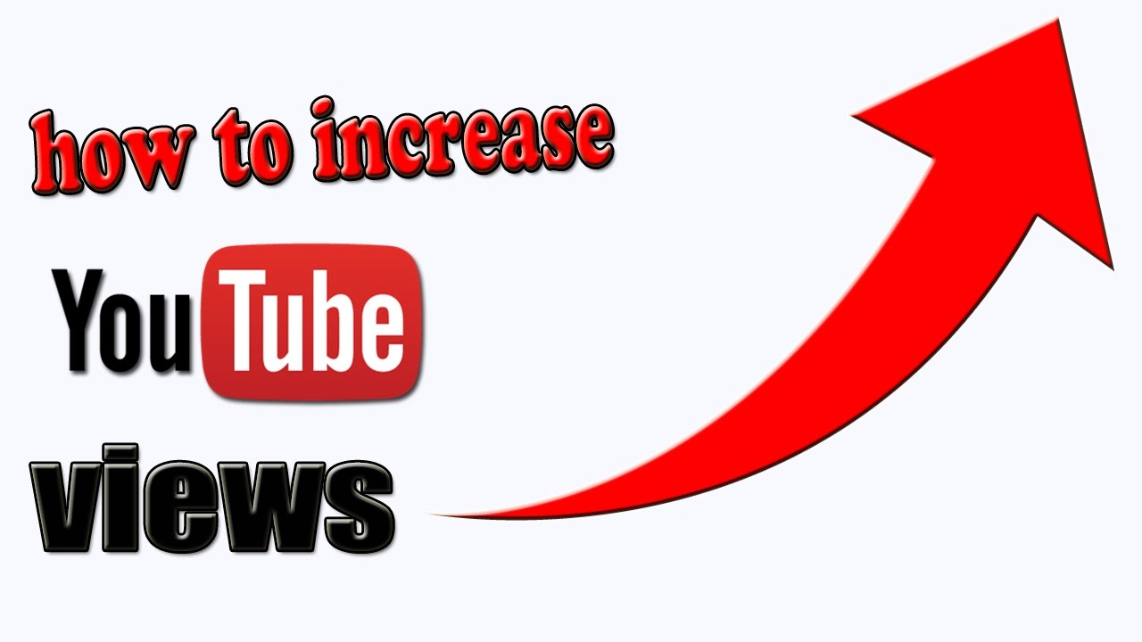 how to increase youtube video view