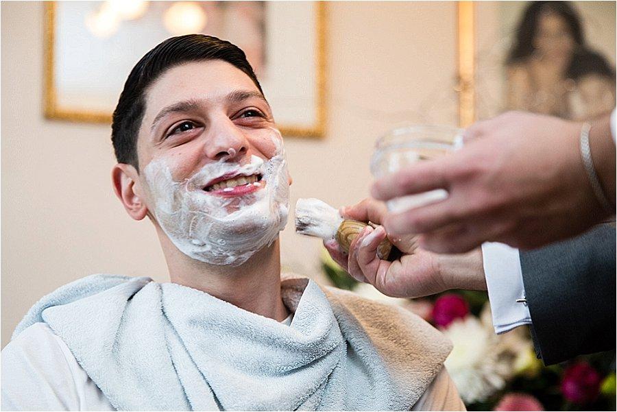 groom shaving tips