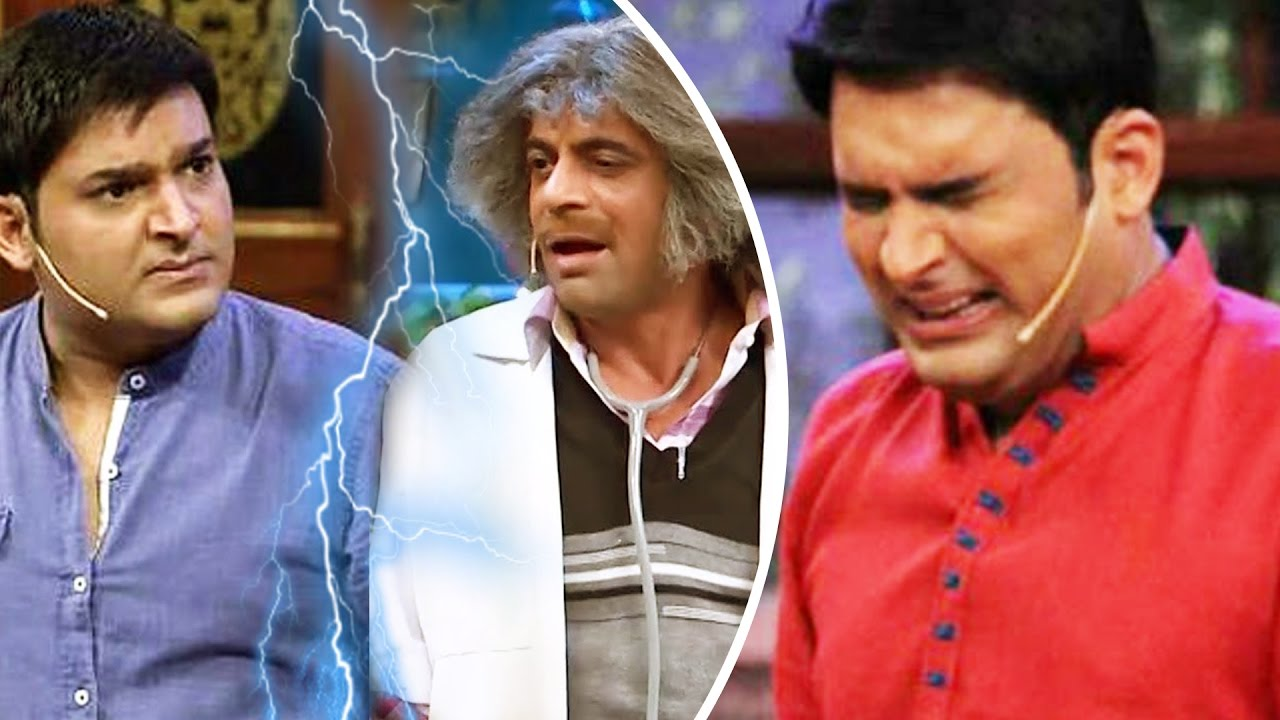 OMG! Famous Comedian Kapil Sharma Is in Depression Read the Reason Why?