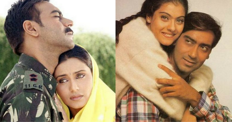 7 Bollywood Actors Who Romanced Their Real Life Sisters-In-Law On Silver Screen
