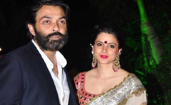 Check Out The Cute Love Story of Bobby Deol and Tanya Ahuja