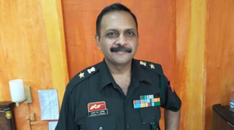Colonel Purohit