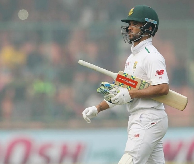 JP Duminy Retirement