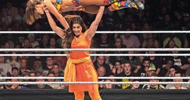 Kavita Devi Fights in WWE Event Wearing Salwar Kameez Takes Fan By Surprise