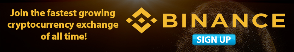 Join Binance