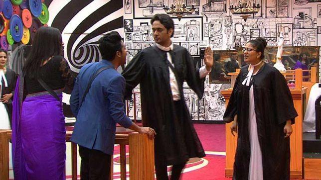 BIGG BOSS 11: A new and UGLY FIGHT between Sapna Choudhary and Puneesh Sharma
