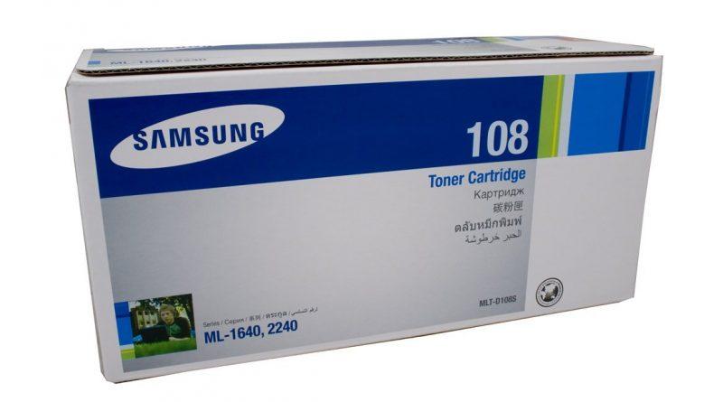 Samsung Toner Cartridge