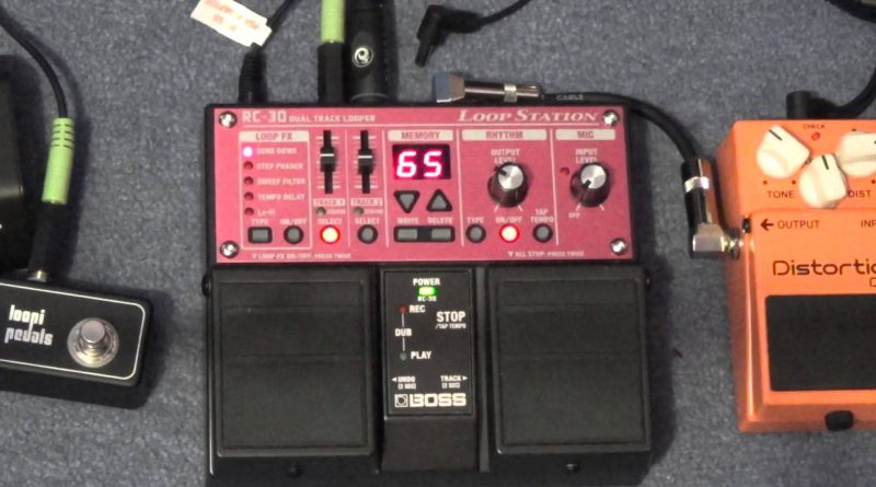 Looper Pedal: 5 Things to consider while buying It