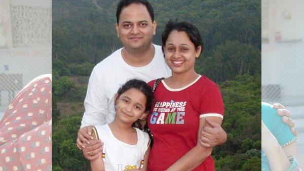 Madhavi Bhabhi Family
