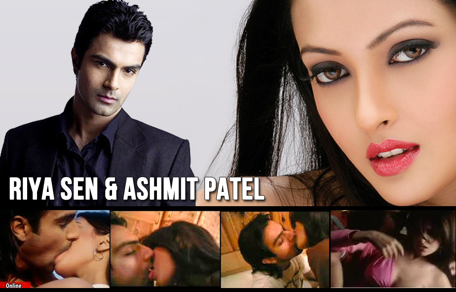 Ashmit Patel and Riya Sen