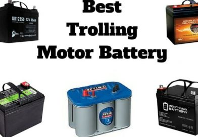 How to Pick Up the Best Trolling Battery?